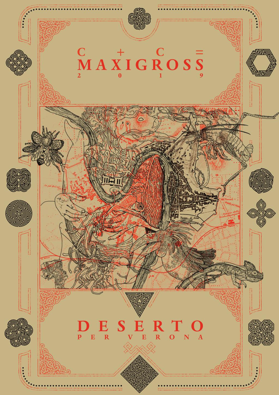 C+C=MAXIGROSS Deserto per Verona